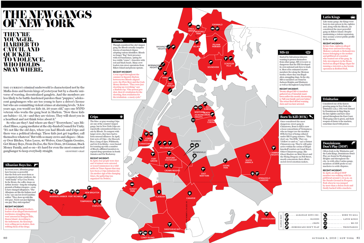 The New Gangs of New York  Power of Data Visualization