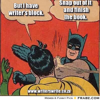 Writing Comic from Writers Write