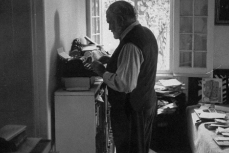 Ernest Hemingway Writing Habits